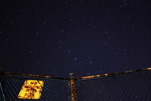 Stellar Loitering