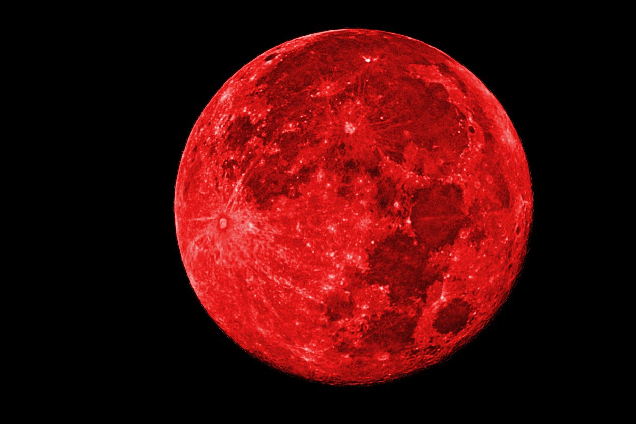 Blood Moon Dates 2014 2015: Next Week Marks First Of Four Total Lunar ...